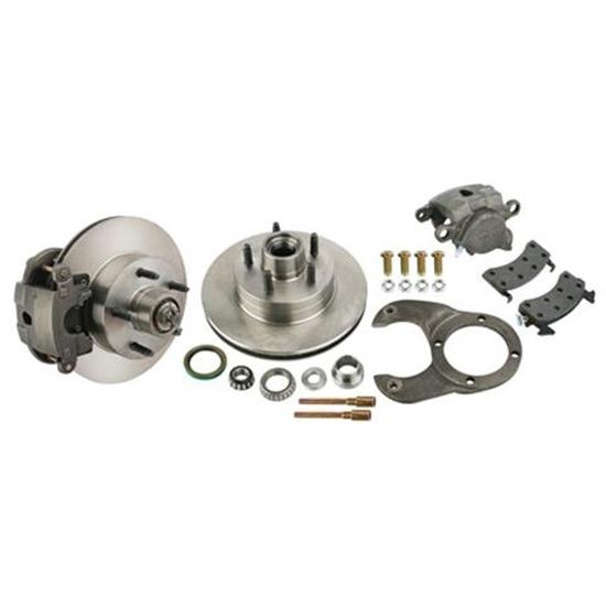 Ford Bolt Pattern Complete Disc Brake Kit