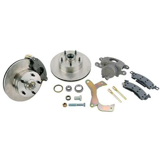 1955-57 Chevy Complete Disc Brake Kit