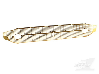 1957 exterior trim bel air gold grill