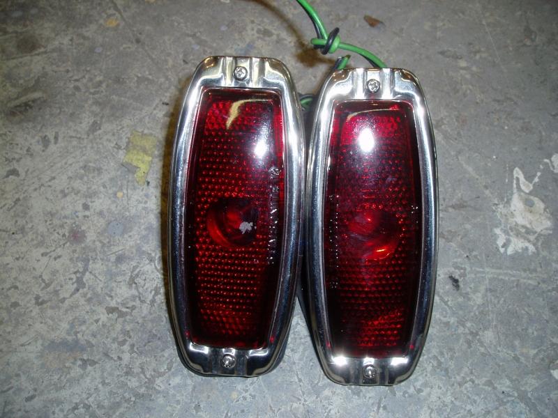 hot rod rear lights