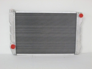 Universal Cross Flow Ford Style Radiator