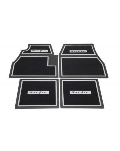 Floor Mats 55-7'BELAIR' Black