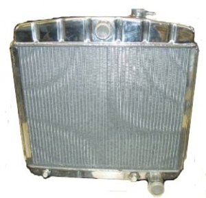 1955-1956 Chevrolet 6 Cylinder Big Block Aluminum Radiator SL-265-AT
