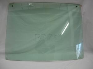 1967-1968 Ford Mustang 2 Door Hardtop Fastback Back Glass B3754
