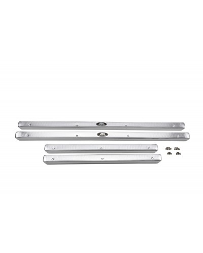 1956-57 Sill Plates-4 Door Hardtop