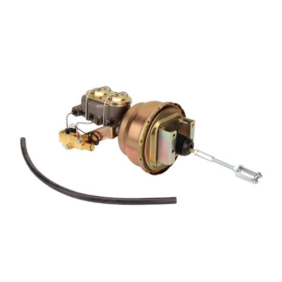 1955-57 Chevy Car Disc/Drum Brake Booster Master Cylinder Combo