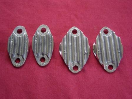 Ford 1932 Spreader bar plates